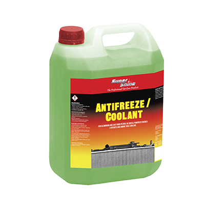 Supershine Antifreeze Coolant Supershine Nz Car