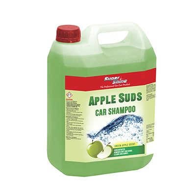 APPLE SUDS CAR SHAMPOO